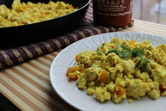 best tofu scramble