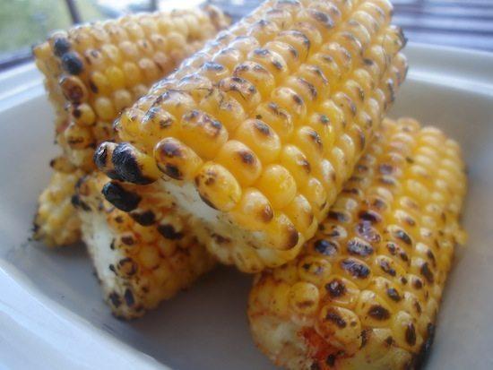 Paprika corn