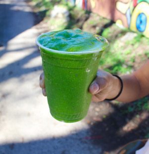 Green Juice Smoothie