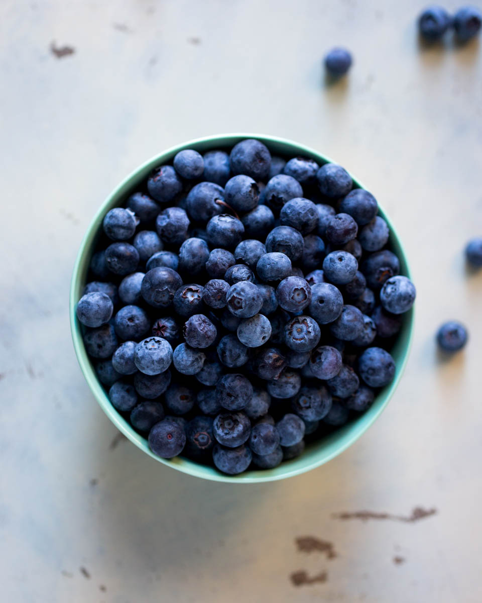 Balanced Blueberry Breakfast Smoothie