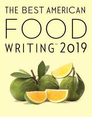 Food Writing 2019