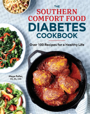 Southern comfort food diabetes cookbook