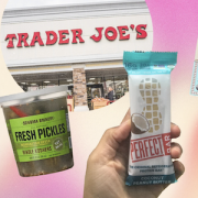 trader joes snacks